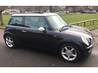 MINI COOPER PANORAMIC ELECTRIC ROOF LEATHER TRIM SERVICE HISTORY UPGRADED STEREO MINI COOPER