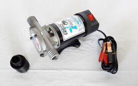 12/24v Diesel Transfer Pump - Free Shipping