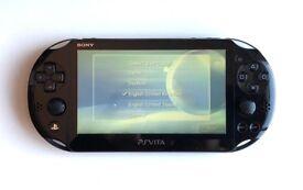 PlayStation Vita Slim, 2 games and 16GB card