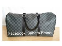 Checkered lv gym bag duffle holdall Louis Vuitton handbag £55