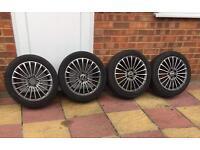Alloy Wheels (Universal) 15inch