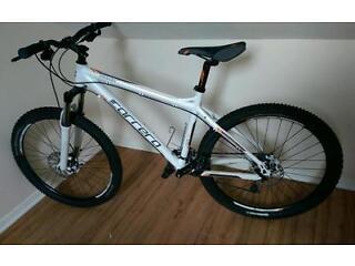 "Carrera kraken mountain bike 18"" £250"