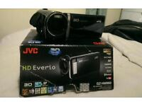 JVC EVERIO FULL HD 3D CAMCORDER for sale or possible trade