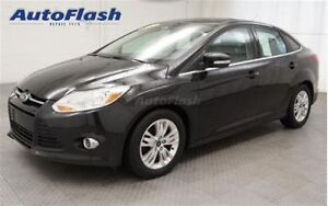 2012 Ford Focus SEL * Toit-Ouvrant/Sunroof * Cuir/Leather *