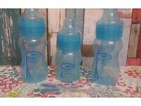 Dr Browns natural flow 3 bottles