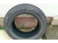 185 85 15 continental tyre 5mm tred