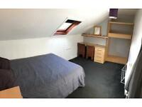 Furnished Double Attic Bedroom Available to Rent