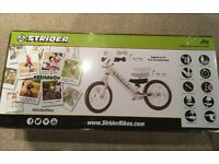 Strider 12 Pro Aluminium Balance Bike for sale - 18 Months to 5 Years, brand new and in box