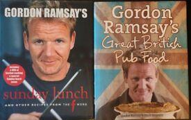 Cook Books - Gordon Ramsay x 2