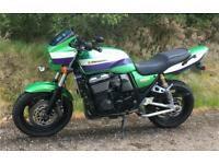 Kawasaki ZRX1100 Motorbike