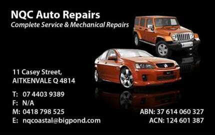 NQC Auto Repairs Aitkenvale Townsville City Preview