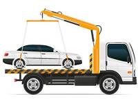 24/7 breakdown recovery and transport service from £35