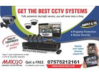 Full HD CCTV System to protect your home and business