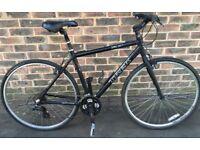 20inch Trek 7.1 FX lightweight aluminium Hybrid Comfort Bike Commuter, Town road Bike
