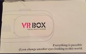 VR box(virtual reality glasses)