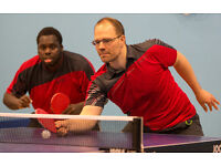 Professional Table Tennis Coaching in London
