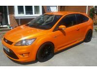 2007 FORD FOCUS ST-3 FACE LIFT TOTALLY STANDARD MECANICALLY LOWERED TEAM DYNAMICS PRICED TO SELL