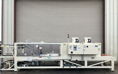 Arpac 60tw-36 High Speed Continuous Motion Tray Shrink Wrapper