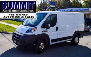 2014 Ram ProMaster 1500 118 WB | LOW ROOF | OFF LEASE