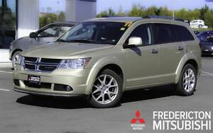 2011 Dodge Journey R/T! AWD! HEATED LEATHER! ONLY 65K!