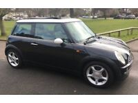 MINI COOPER PANORAMIC ELECTRIC ROOF LEATHER TRIM FULL SERVICE HISTORY UPGRADED STEREO MINI COOPER
