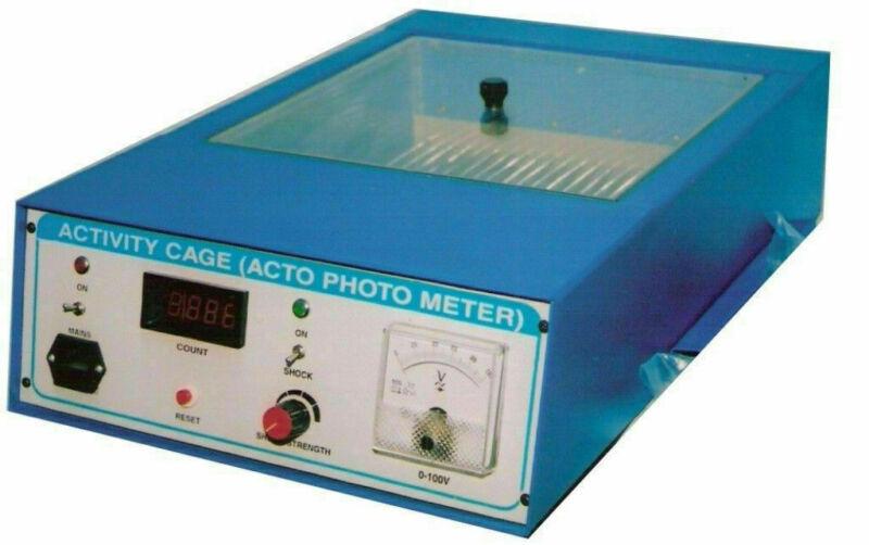 Digital Acto Photo Meter (Activity Cage)