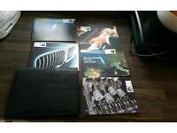 Bmw folder and manuals