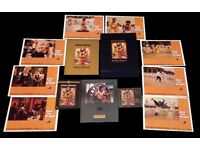 Bruce Lee Enter the Dragon VHS cd 1998 25th anniversary edition box Set