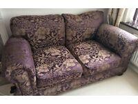 Ashley Manor sofa set (3 seater + 2 seater + 1 seater)
