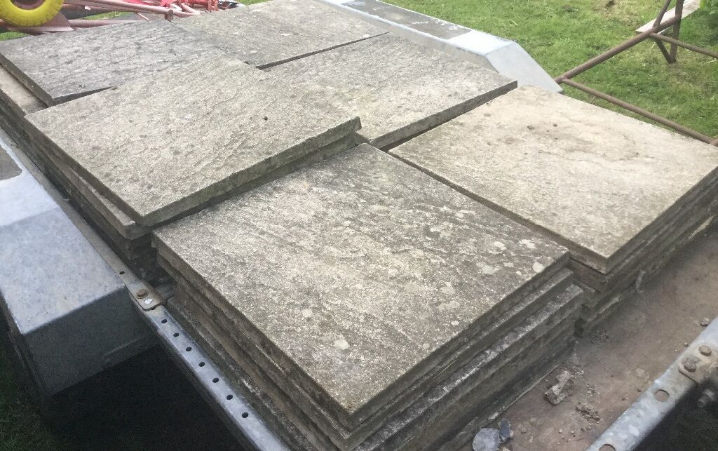Captivating Concrete Patio Slabs