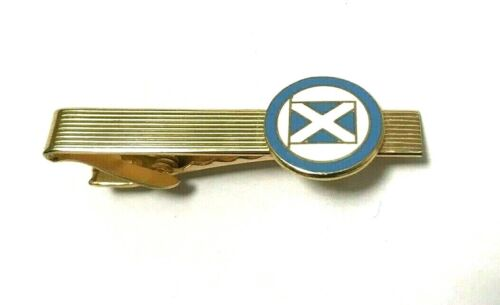 St. Andrew Golf Club Hastings NY Tie Clasp New York