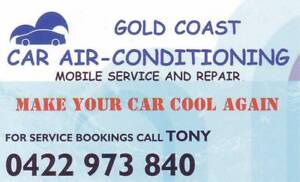 MOBILE GOLD COAST CAR AIR-CONDITIONING WE COME TO YOU