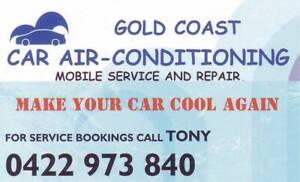 MOBILE CAR AIR-CONDITIONING RE-GAS, SERVICE & REPAIR