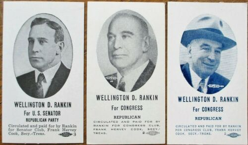 WELLINGTON D. RANKIN, JEANNETTE
