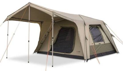 Black wolf canvas tent 300 plus many extras