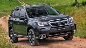 LEASE TAKEOVER! 2017 Subaru Forester XT Limited