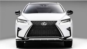 Lexus rx f-sport 2 lease takeover