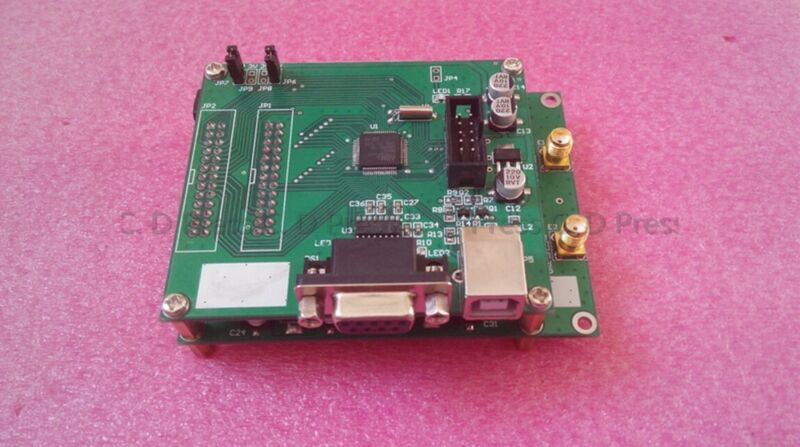 New Arbitrary Signal Generator AD9910 Module 1G DDS Support Offical Software