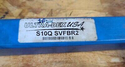 Ultra-dex Usa S10q Svfbr2 Boring Bar 21js-1096-f13