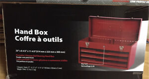 Toolbox brand new