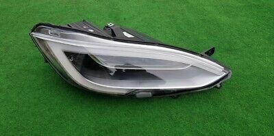 Tesla Model S Facelift Led Headlight Uk Rhd