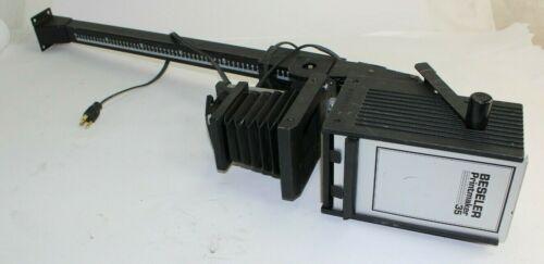 Beseler Printmaker 35 Condenser with 6X7 Enlarger
