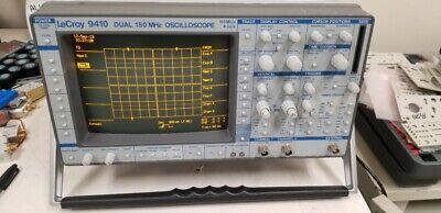 Lecroy 9410 Dual 150mhz Oscilloscope