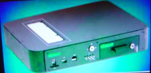 Verint Nextiva mDVR-6S-3 Mobile Digital video Recorder DVR