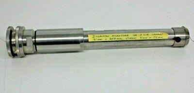 Varian Dynamax Microsorb 100-8 C18 41 X 250 R0080240c8 Preparative Hplc Column