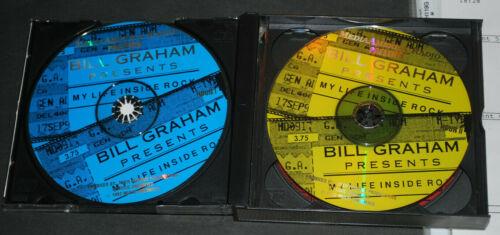 Bill Graham 1992 memorial radio show cd