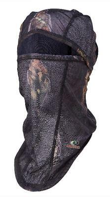 938b9e22edfa2 New Mossy Oak Eclipse Break-Up Mesh FaceMask Hat Hood Neck Gator Face Bug  Head