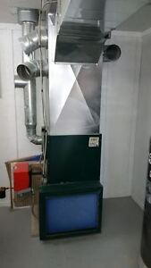 Excellent shape used oil furnace made in Canada Peterborough Peterborough Area image 2