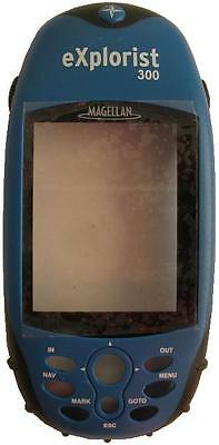 Magellan Explorist 300 Handheld Gps Replacement Front Cover Plastics -