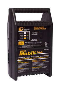 MOBILINE DEEP CYCLE BATTERY CHARGER  (EXC CDN)